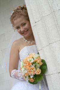A beautiful Russian Bride awaits you!